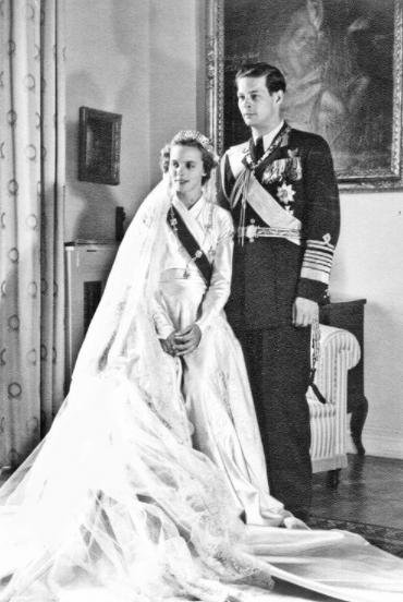 Regele Mihai nunta